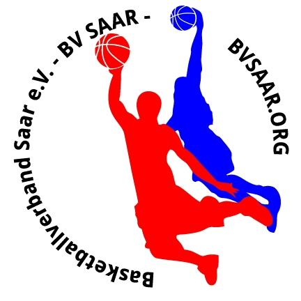 Logo des Basketballverband Saar e.V.