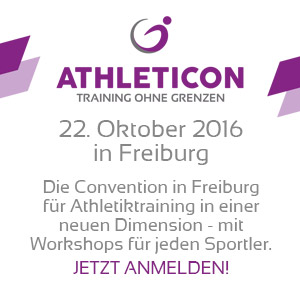 ATHLETICON – Training ohne Grenzen